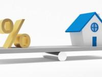 Gemiddelde hypotheekrente afgelopen jaar gedaald met 0,6 tot 0,7 procentpunt