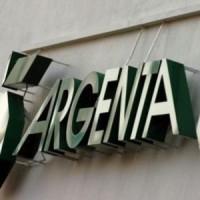 Een veelgezien reclamebord in België van Argenta, in Nederland bekend als hypotheekverstrekker