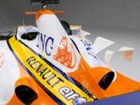 Voorheen sponsorde ING de Formule 1 met het ING Renault F1 team